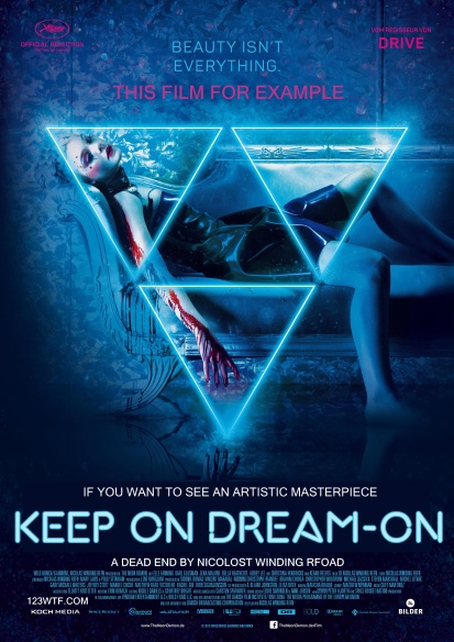 WTF review of another weird (but far worse) film: Neon Demon