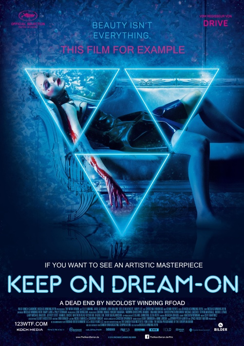 Neon Demon 01 poster (WTF Watch The Film Saint Pauly)