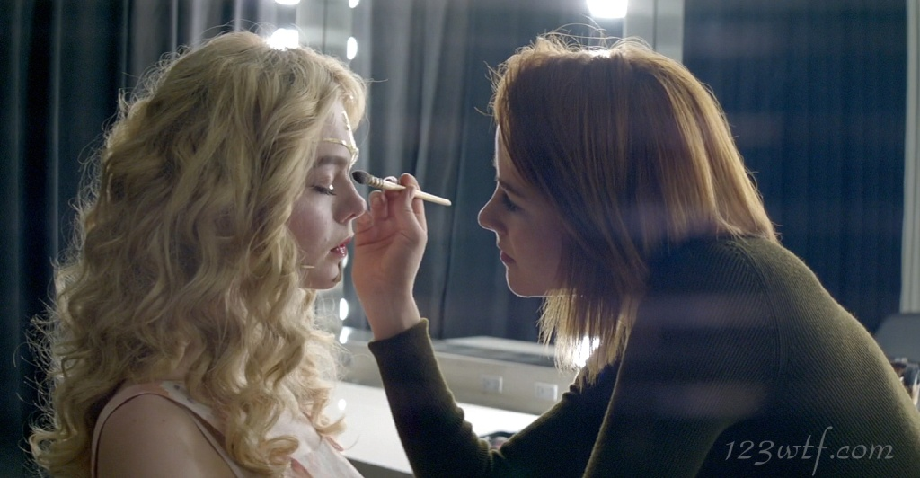 Neon Demon 07 SC Ruby likes painting females (WTF Watch The Film Saint Pauly)