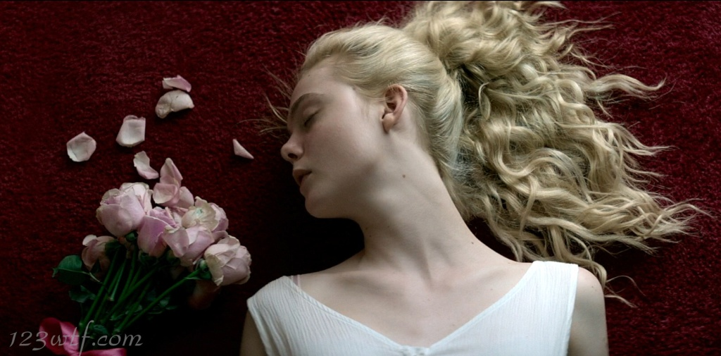 Neon Demon 12 SC Bed of roses (WTF Watch The Film Saint Pauly)