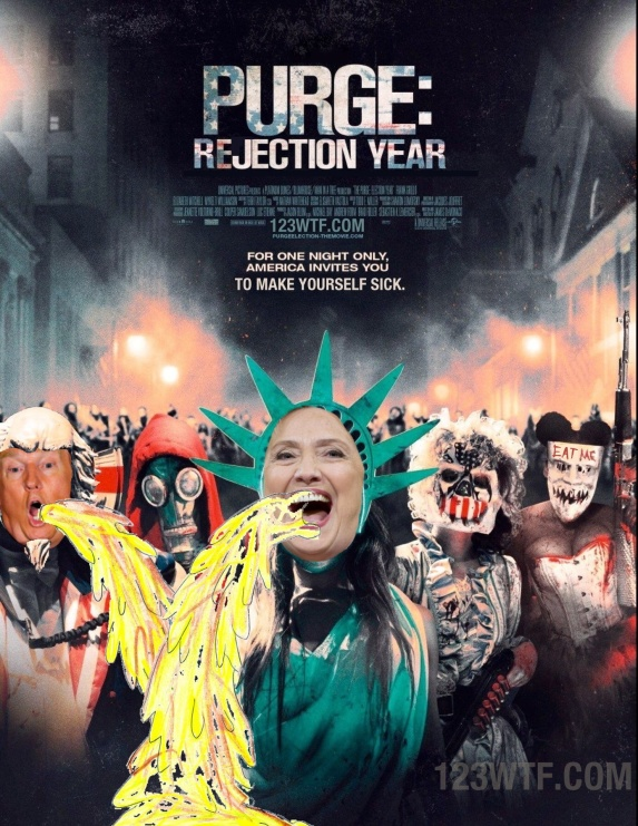 Purge Election Year 01 poster 123wtf Watch The Film Saint Pauly
