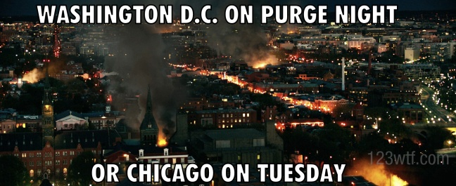 Purge Election Year 38 meme Chicago on Tuesday 123wtf Watch The Film Saint Pauly