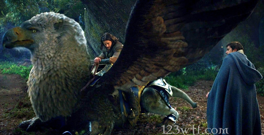 Warcraft 09 SC Lothar riding a bird WTF Watch The Film Saint Pauly