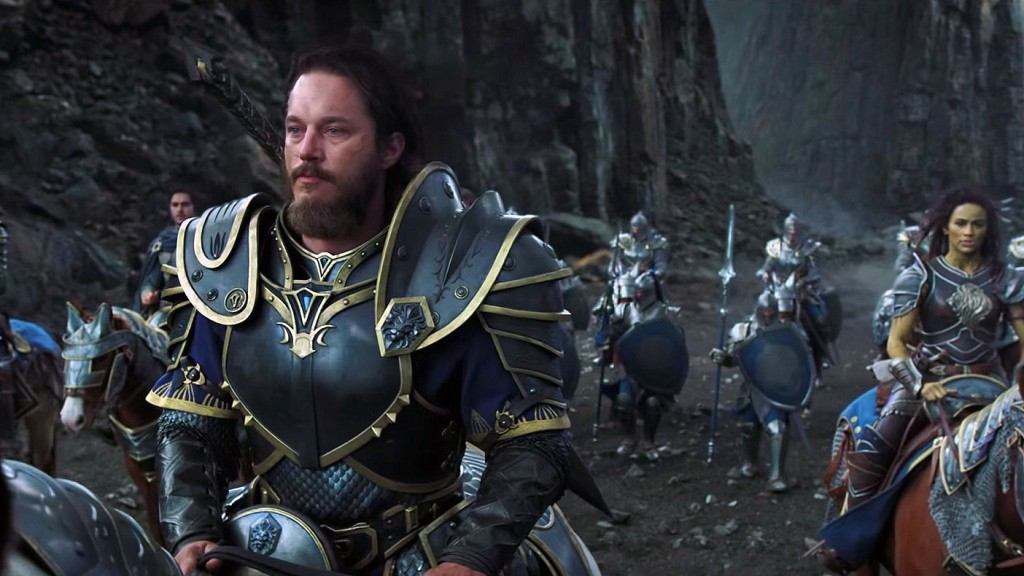Warcraft 34 WTF Watch The Film Saint Pauly