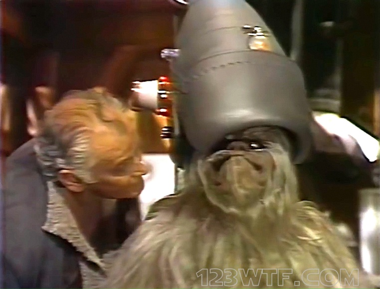 Star Wars Holiday Special 13 SC VR (Very Ridiculous) helmet 123WTF Saint Pauly