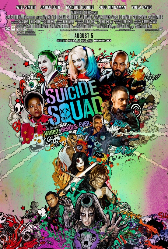 Suicide Squad 01 poster 123wtf Watch the Film Saint Pauly