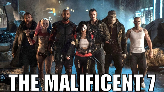 Suicide Squad 66 Meme Malficent 7 123wtf Watch the Film Saint Pauly