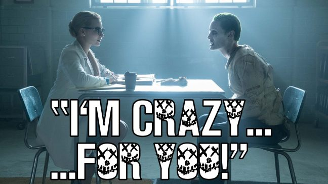Suicide Squad 67 Meme Crazy for you 123wtf Watch the Film Saint Pauly