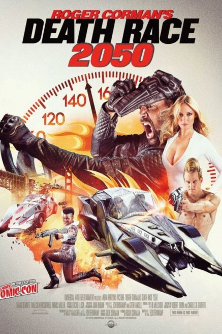Death Race 2050 01 poster 123wtf Saint Pauly