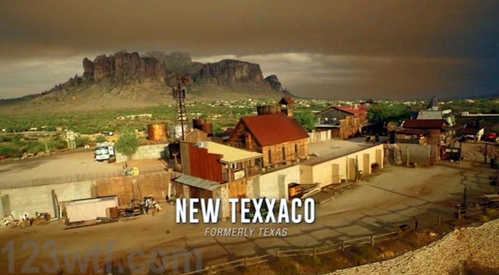 Death Race 2050 26 SC Death and Texas 123wtf Saint Pauly