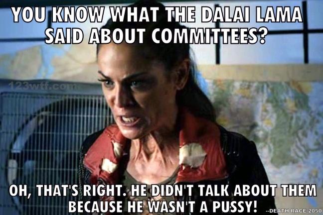 Death Race 2050 40 wtfdts Dalai Lama 123wtf Saint Pauly