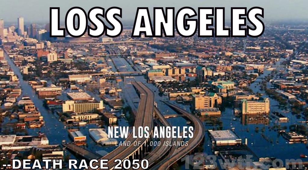 Death Race 2050 44 meme Loss Angeles 123wtf Saint Pauly