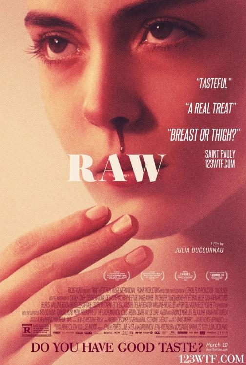 Raw 01 poster 123WTF Saint Pauly