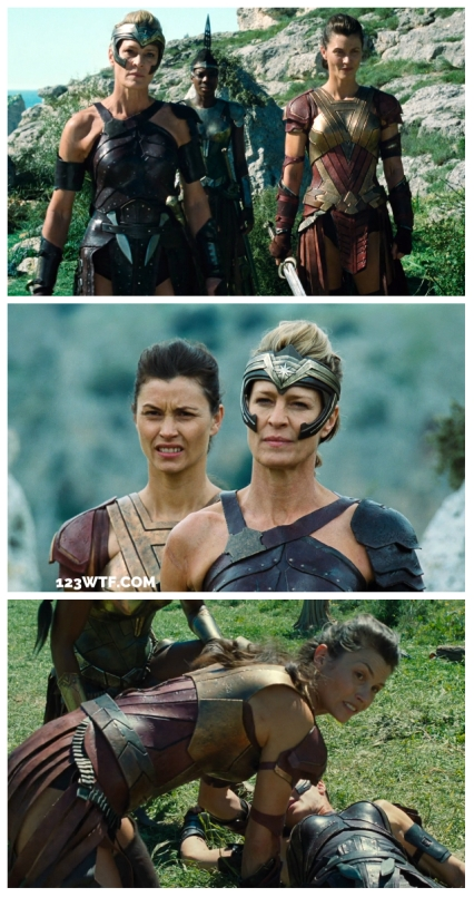Wonder Woman 11 Collage Wonder Women 123WTF Saint Pauly