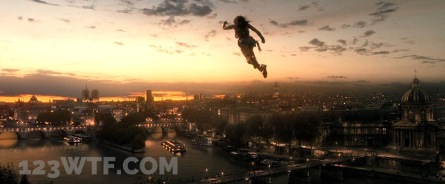 Wonder Woman 54 cinematography Who needs an invisible jet when you can fly 123WTF Saint Pauly