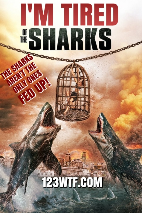 Empire of the Sharks 01 poster 123WTF Saint Pauly