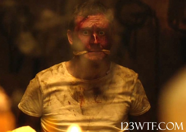 Leatherface 02 SC Bound to go to the party 123WTF Saint Pauly