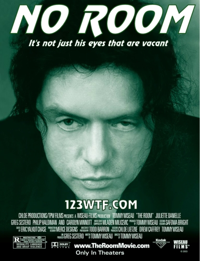 The Room 01 poster 123WTF Saint Pauly