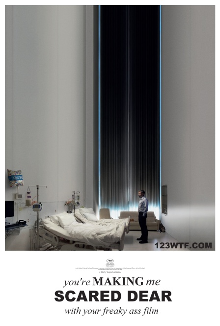 Killing of a Sacred Deer 01 poster watch the film 123WTF Saint Pauly