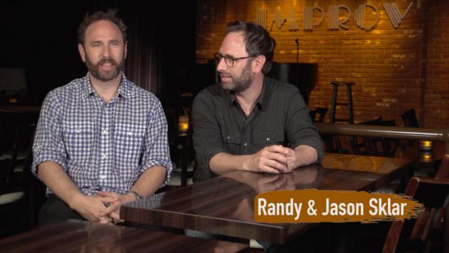 Poop Talk 01 Randy and Jason Sklar Watch The Film Saint Pauly 123WTF