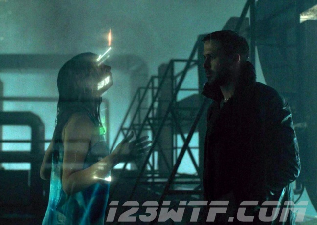 Blade Runner 2049 76 SC She's on hold Watch The Film 123WTF Saint Pauly