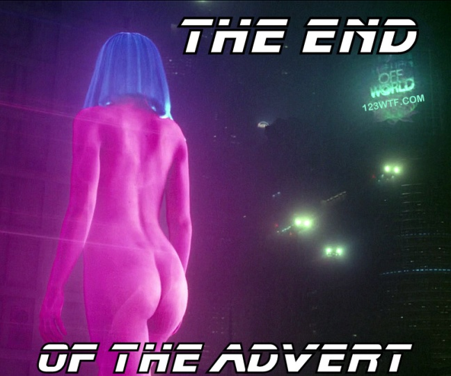 Blade Runner 2049 78 meme The end of the advert Watch The Film 123WTF Saint Pauly