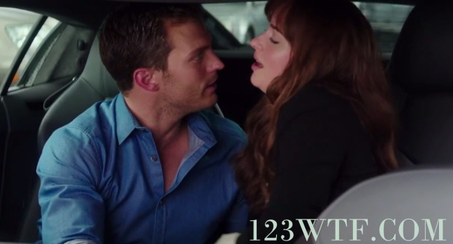 Fifty Shades Freed 07 SC She can drive stick Watch The Film 123wtf Saint Pauly