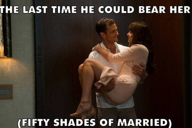 Fifty Shades Freed 33 Meme The last time he could bear her Watch The Film 123wtf Saint Pauly