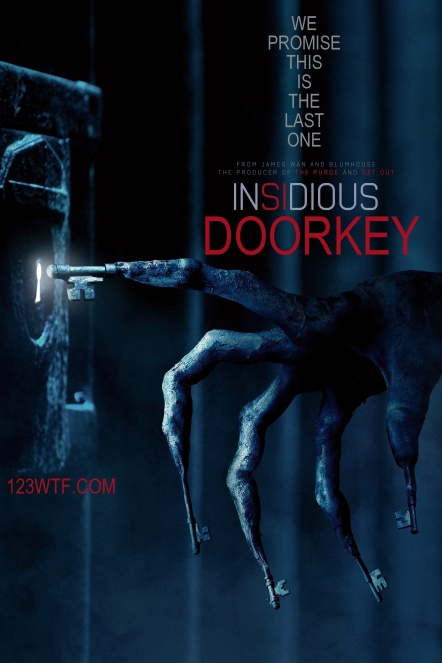 Insidious The Last Key 01 poster Watch The Film 123WTF Saint Pauly