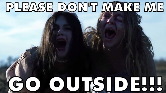 Ghostland 43 meme Please don't make us go outside Watch The Film 123WTF Saint Pauly