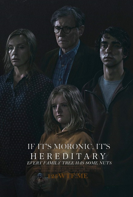 Hereditary 01 poster WTF Watch The Film Saint Pauly