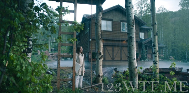 Hereditary 53 Cinematography Rain for when you don't want to wet yourself WTF Watch The Film Saint Pauly