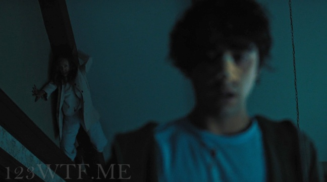 Hereditary 58 SC Annie is hanging around WTF Watch The Film Saint Pauly