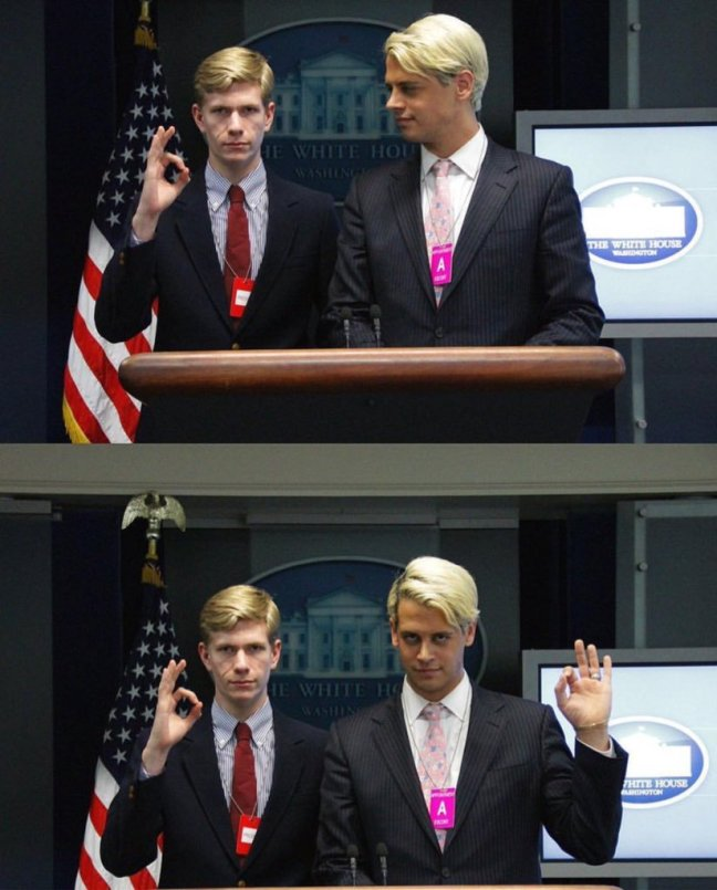 Racist White House 08 Milo Yiannopoulos and 123WTF Watch The Film Saint Pauly